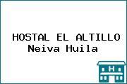 HOSTAL EL ALTILLO Neiva Huila