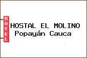 HOSTAL EL MOLINO Popayán Cauca