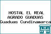 HOSTAL EL REAL AGRADO GUADUAS Guaduas Cundinamarca