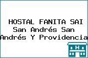 HOSTAL FANITA SAI San Andrés San Andrés Y Providencia
