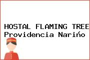 HOSTAL FLAMING TREE Providencia Nariño