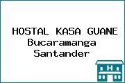 HOSTAL KASA GUANE Bucaramanga Santander