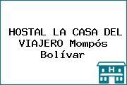 HOSTAL LA CASA DEL VIAJERO Mompós Bolívar