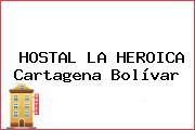 HOSTAL LA HEROICA Cartagena Bolívar
