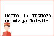 HOSTAL LA TERRAZA Quimbaya Quindío