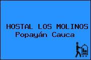 HOSTAL LOS MOLINOS Popayán Cauca