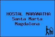 HOSTAL MARANATHA Santa Marta Magdalena