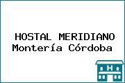 HOSTAL MERIDIANO Montería Córdoba
