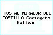 HOSTAL MIRADOR DEL CASTILLO Cartagena Bolívar