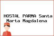 HOSTAL PARMA Santa Marta Magdalena