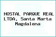 HOSTAL PARQUE REAL LTDA. Santa Marta Magdalena