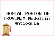HOSTAL PORTON DE PROVENZA Medellín Antioquia
