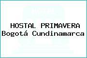 HOSTAL PRIMAVERA Bogotá Cundinamarca