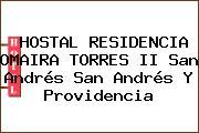 HOSTAL RESIDENCIA OMAIRA TORRES II San Andrés San Andrés Y Providencia