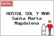 HOSTAL SOL Y MAR Santa Marta Magdalena