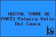 HOSTAL TORRE DE PARÍS Palmira Valle Del Cauca