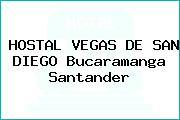 HOSTAL VEGAS DE SAN DIEGO Bucaramanga Santander