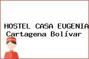 HOSTEL CASA EUGENIA Cartagena Bolívar
