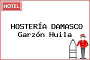 HOSTERÍA DAMASCO Garzón Huila