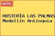 HOSTERÍA LAS PALMAS Medellín Antioquia