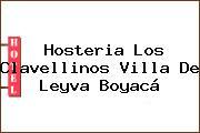 Hosteria Los Clavellinos Villa De Leyva Boyacá