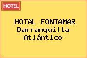 HOTAL FONTAMAR Barranquilla Atlántico