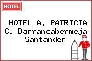 HOTEL A. PATRICIA C. Barrancabermeja Santander