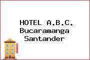 HOTEL A.B.C. Bucaramanga Santander