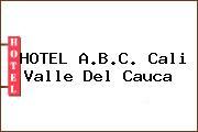 HOTEL A.B.C. Cali Valle Del Cauca