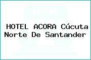 HOTEL ACORA Cúcuta Norte De Santander