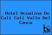 Hotel Acualina De Cali Cali Valle Del Cauca