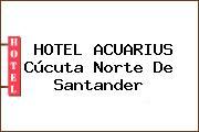 HOTEL ACUARIUS Cúcuta Norte De Santander