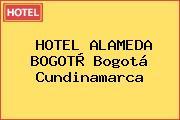 HOTEL ALAMEDA BOGOTÀ Bogotá Cundinamarca