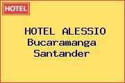 HOTEL ALESSIO Bucaramanga Santander