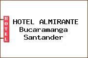 HOTEL ALMIRANTE Bucaramanga Santander