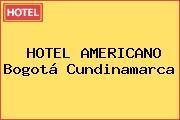 HOTEL AMERICANO Bogotá Cundinamarca