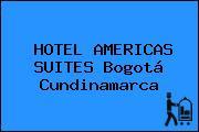 HOTEL AMERICAS SUITES Bogotá Cundinamarca