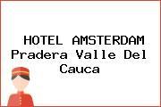 HOTEL AMSTERDAM Pradera Valle Del Cauca