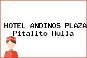HOTEL ANDINOS PLAZA Pitalito Huila
