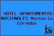 HOTEL APARTAMENTOS NACIONALES Montería Córdoba