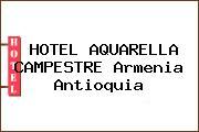 HOTEL AQUARELLA CAMPESTRE Armenia Antioquia