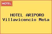 HOTEL ARIPORO Villavicencio Meta