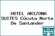 HOTEL ARIZONA SUITES Cúcuta Norte De Santander