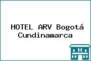 HOTEL ARV Bogotá Cundinamarca