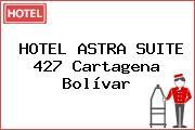 HOTEL ASTRA SUITE 427 Cartagena Bolívar