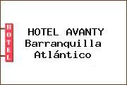 HOTEL AVANTY Barranquilla Atlántico
