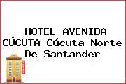 HOTEL AVENIDA CÚCUTA Cúcuta Norte De Santander