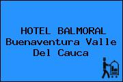 HOTEL BALMORAL Buenaventura Valle Del Cauca