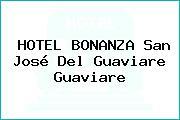 HOTEL BONANZA San José Del Guaviare Guaviare