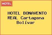 HOTEL BONAVENTO REAL Cartagena Bolívar